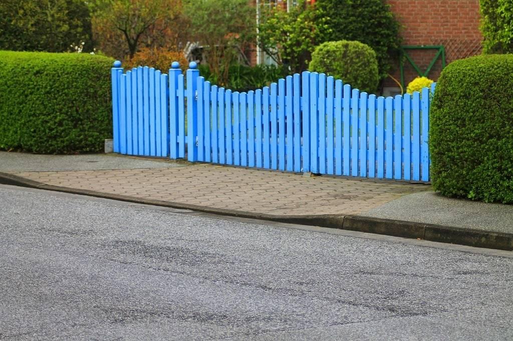 Différences entre un portail et un portillon