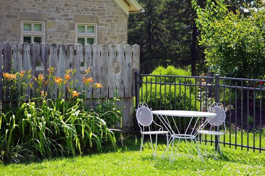 Bien décorer son jardin